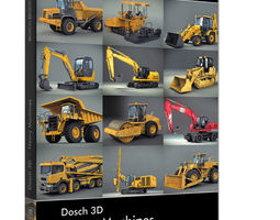 loader Dosch 3D - Heavy Machines