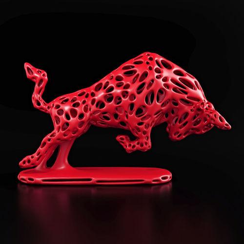 red bull wireframe v2 3d model max obj mtl fbx stl ztl 1