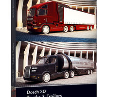 dosch 3d - trucks and trailers