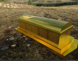 Ancient Tomb 3D asset