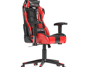 GTracing Ergonomic Office Chair Racing Chair 3D model