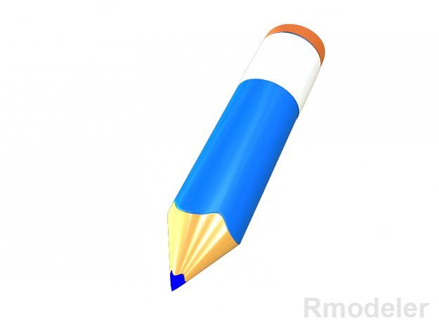 livejournal 3d logo 3d model obj ma mb dae 3