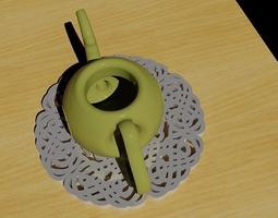 3D printable model Teapot stand
