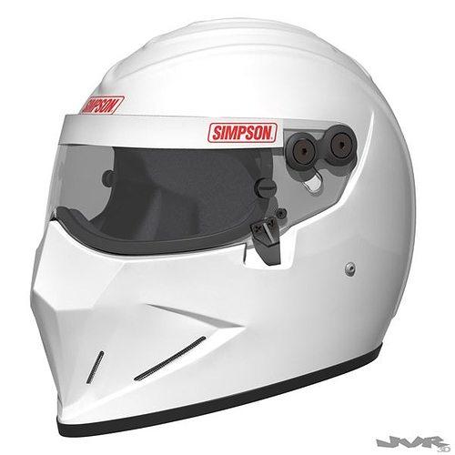 simpson diamondback - stig helmet 3d model max obj 3ds fbx mtl pdf 1