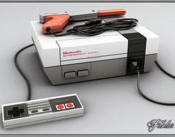3D NES complete pack