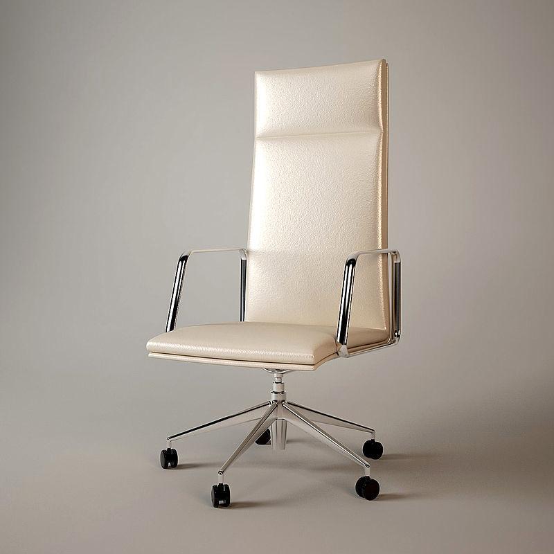 Office Chair Matteograssi 3D Model