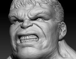 Hulk Ruffalo 3D printable model