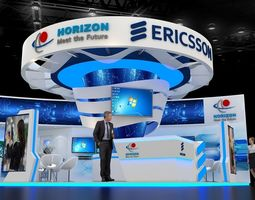 3D 11x8Mtr Exhibition Stand