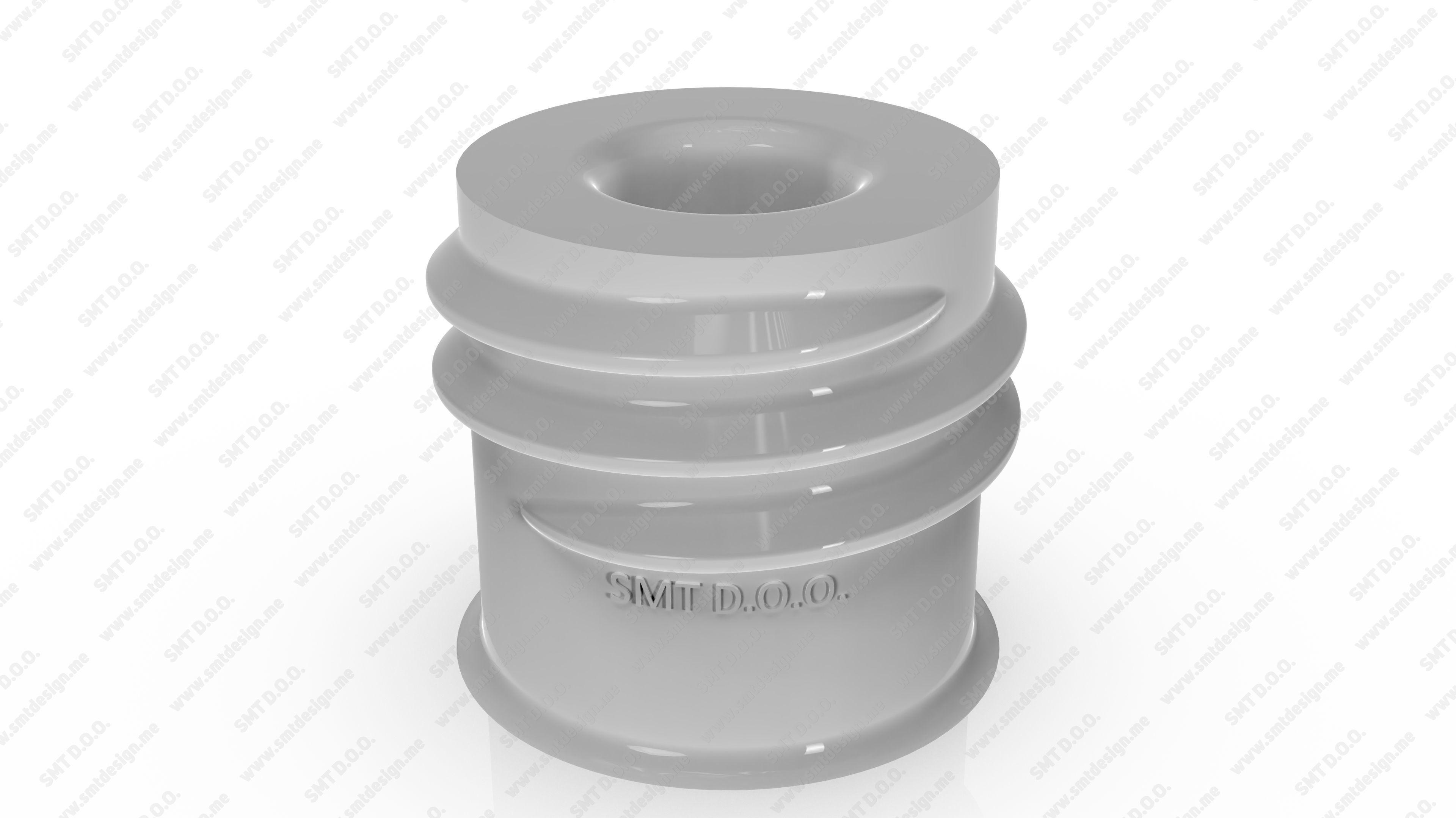 Neck of PET Preform - SP - 415 - 13 - M