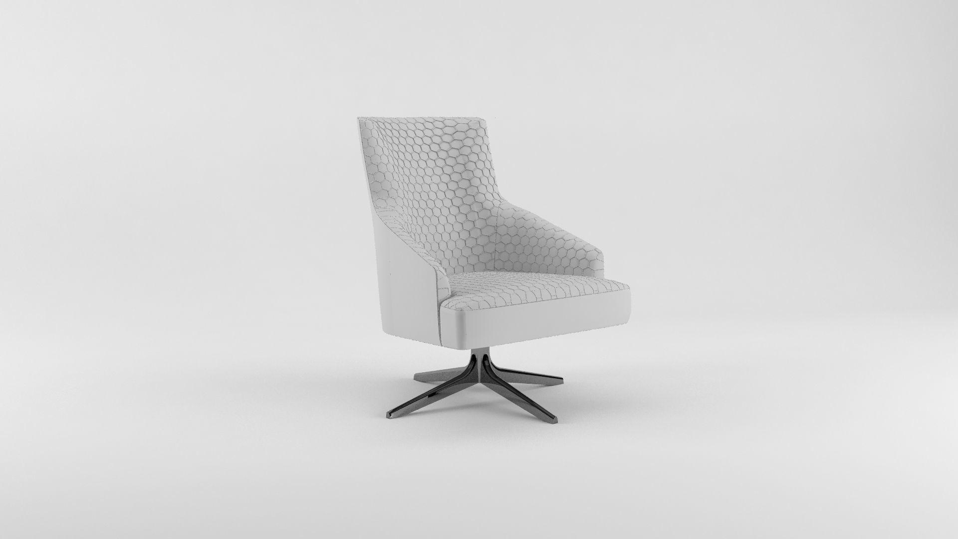 Armchair contemporary