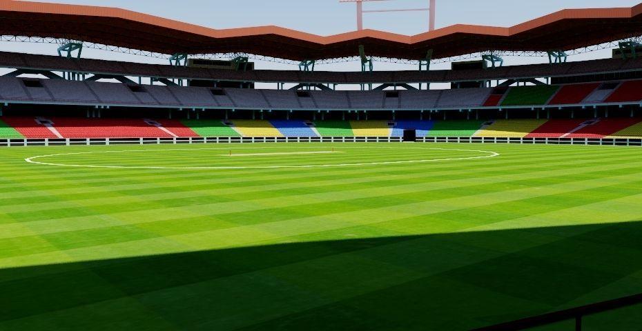 Jawaharlal Nehru Stadium - Kochi