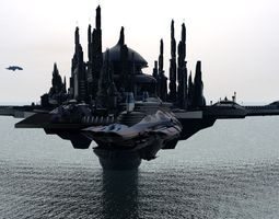 heredion star colony 3d