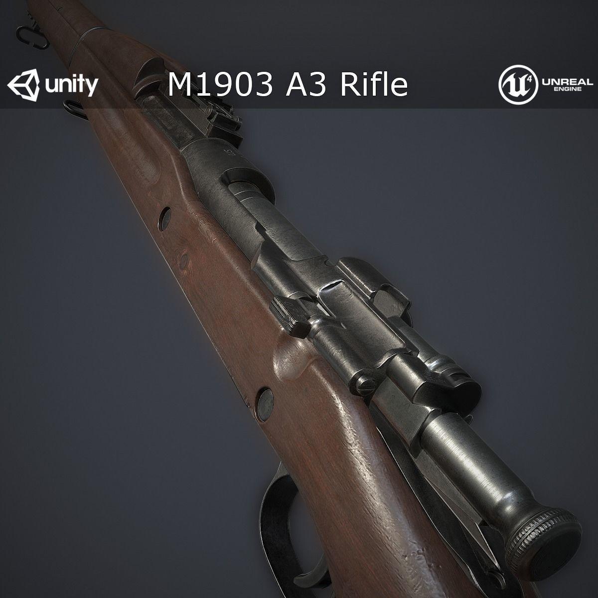M1903 A3 Rifle