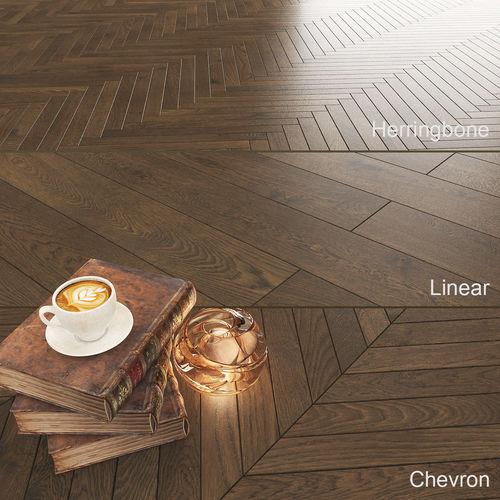 parquet oak matte lacquer deska 3d model max fbx 1