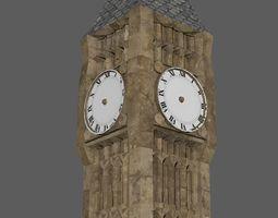 3D model BigBen