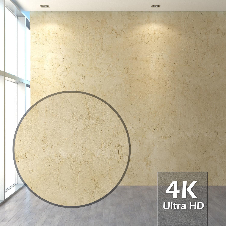 3D asset Decorative plaster 36 | CGTrader