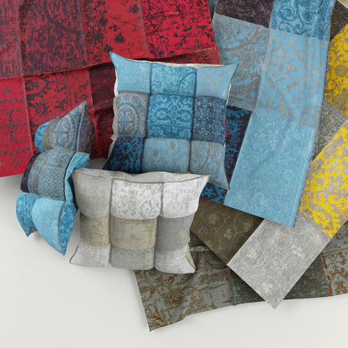 indie patchwork collection 3d model max obj mtl fbx 1