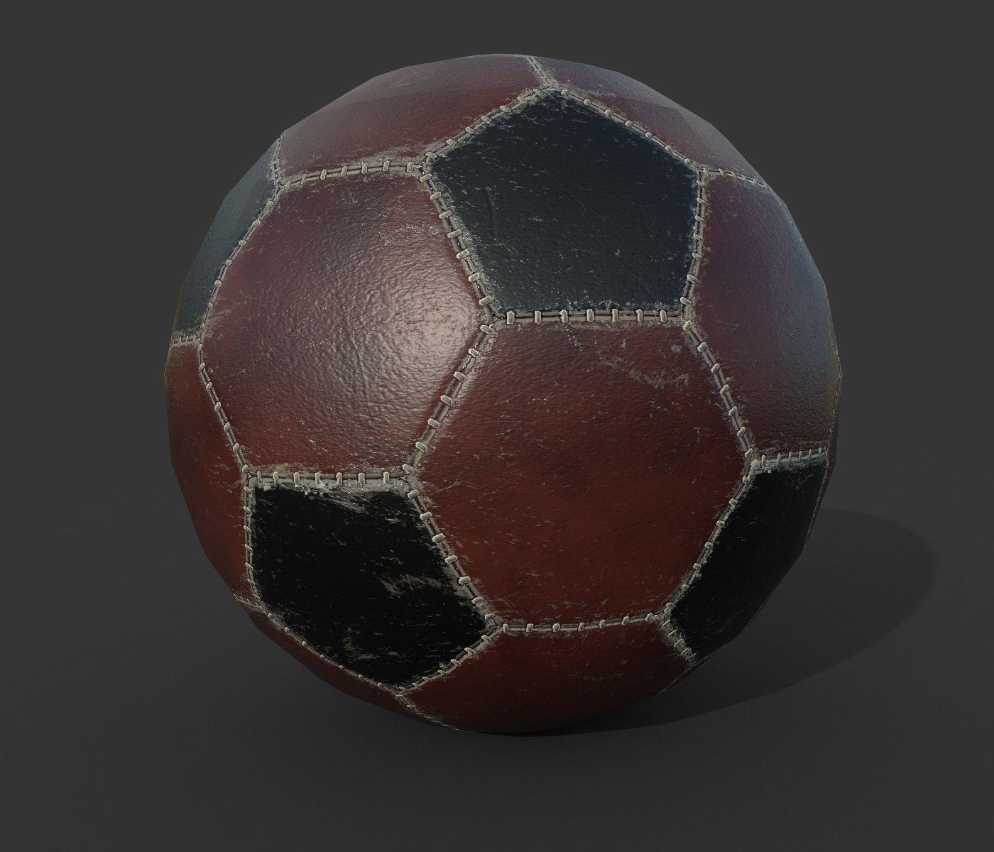 Soccer Ball PBR
