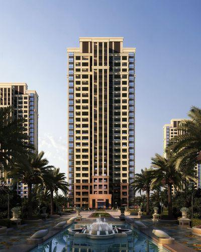 residential building 022 3d model max tga 1