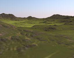 Big Valley MTH067 3D