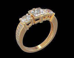 3D print model Ring R045