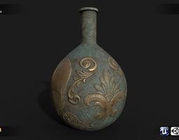 Antique Vase 3D model low-poly