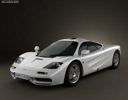 McLaren F1 1995 3D