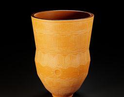 Ancient Pottery POT 7 3D asset