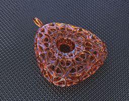 BRO PENDANT 3D print model jewelry