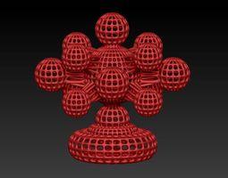 bro sphere orbit 3d printable model