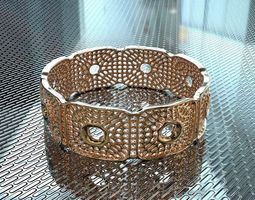 3d print model bro ring x2