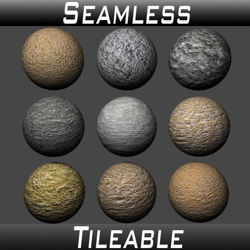 Stucco Textures Pack 3