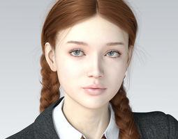 Clair for Genesis 8 Female 3D
