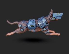 3D model Mech Dog