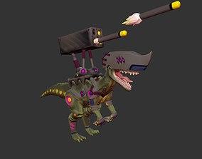 Cyber Dino 3D