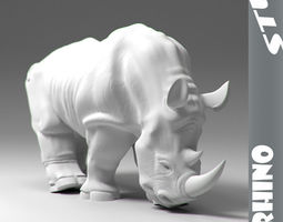 3d print model rhino stl