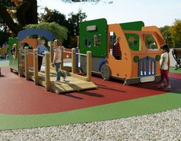 Galopin F405A P playground 3D