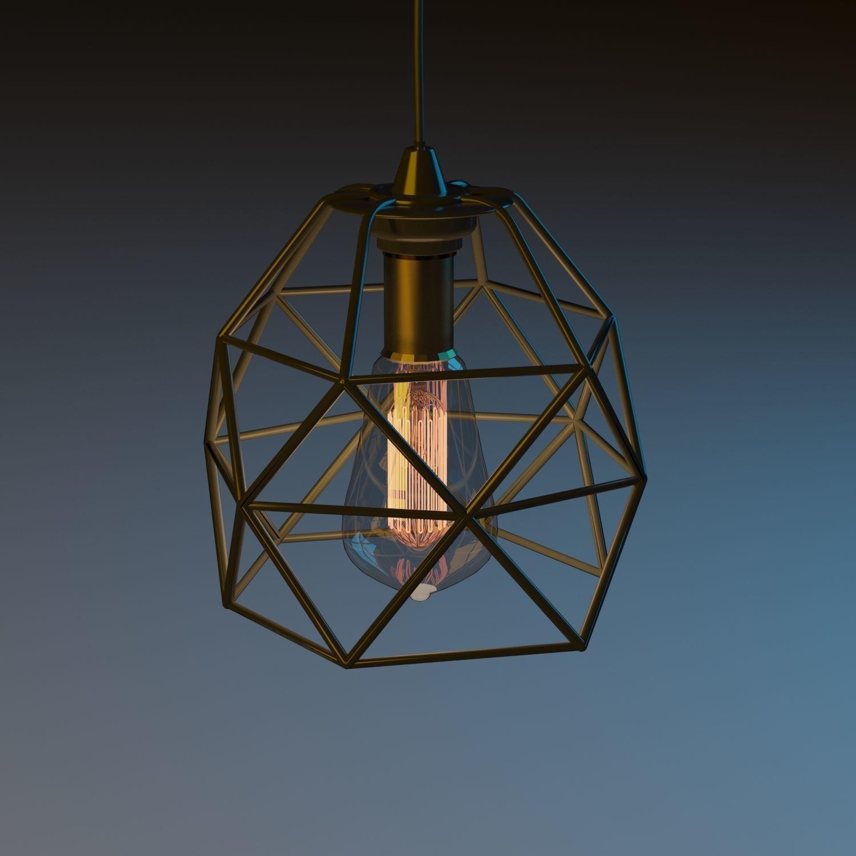 Ikea Brunsta Lamp Model