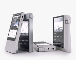 3D model Astell Kern DAPs