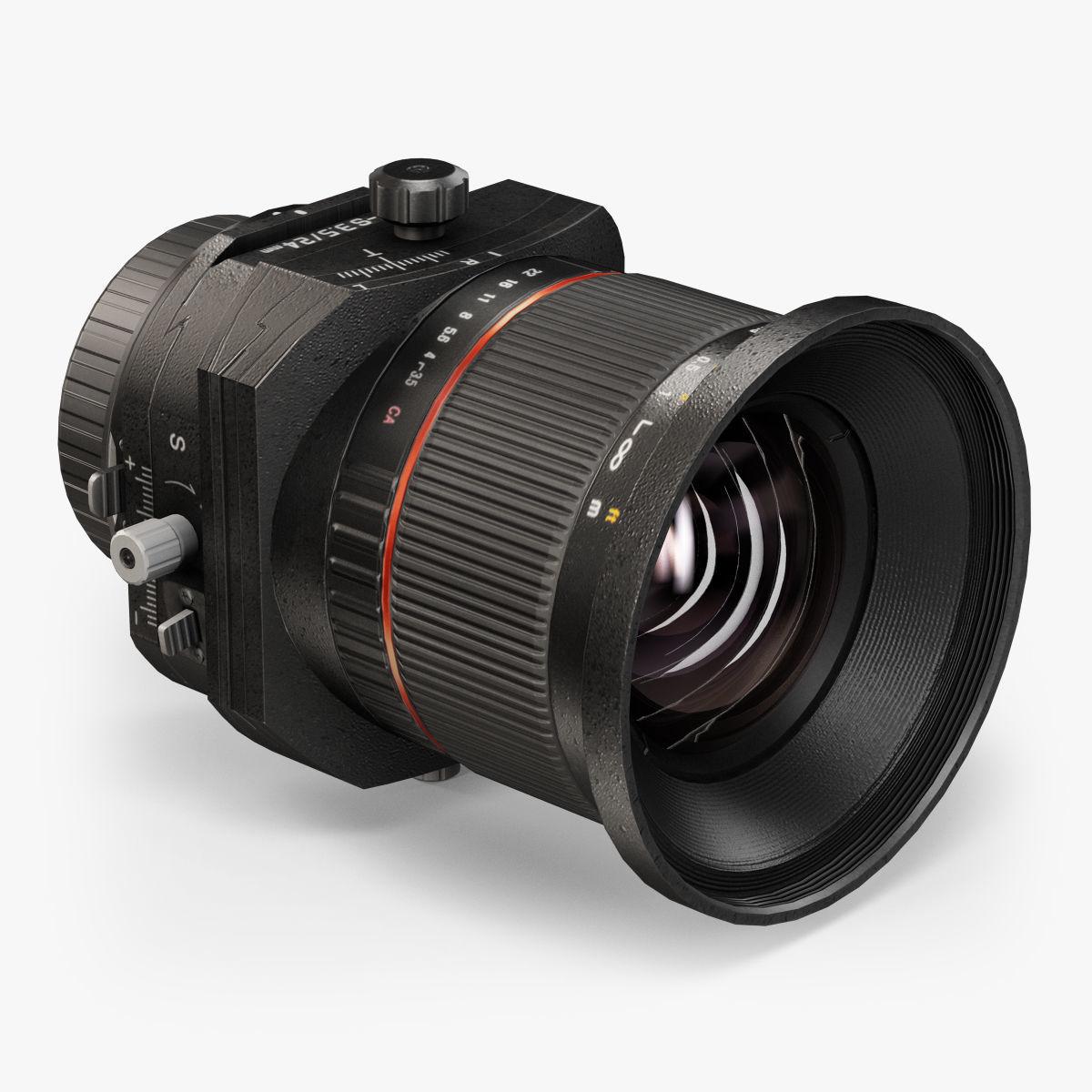 Bower 24mm f 3-5 ED AS UMC Tilt-Shift lens