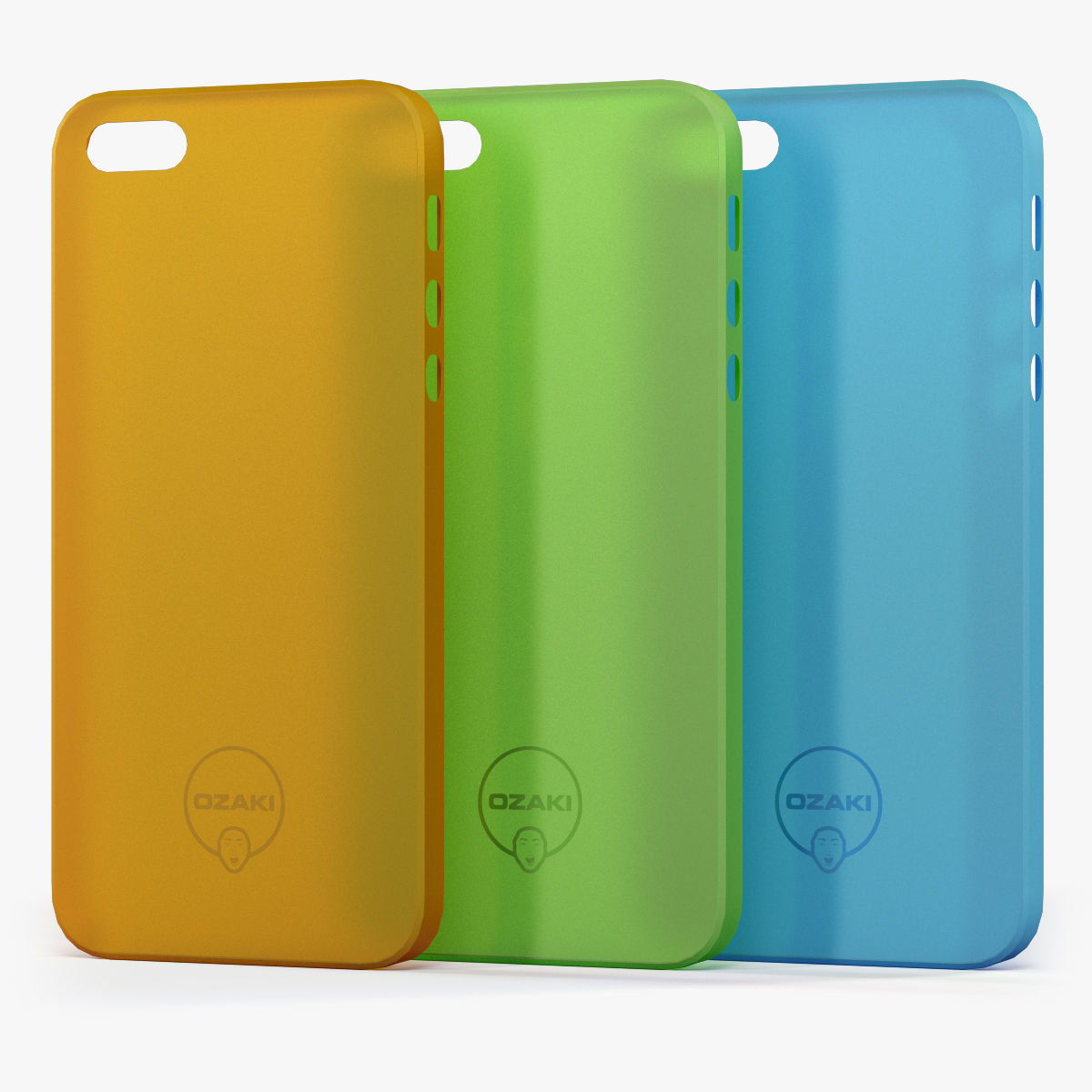Case Ozaki Jelly for iPhone 5