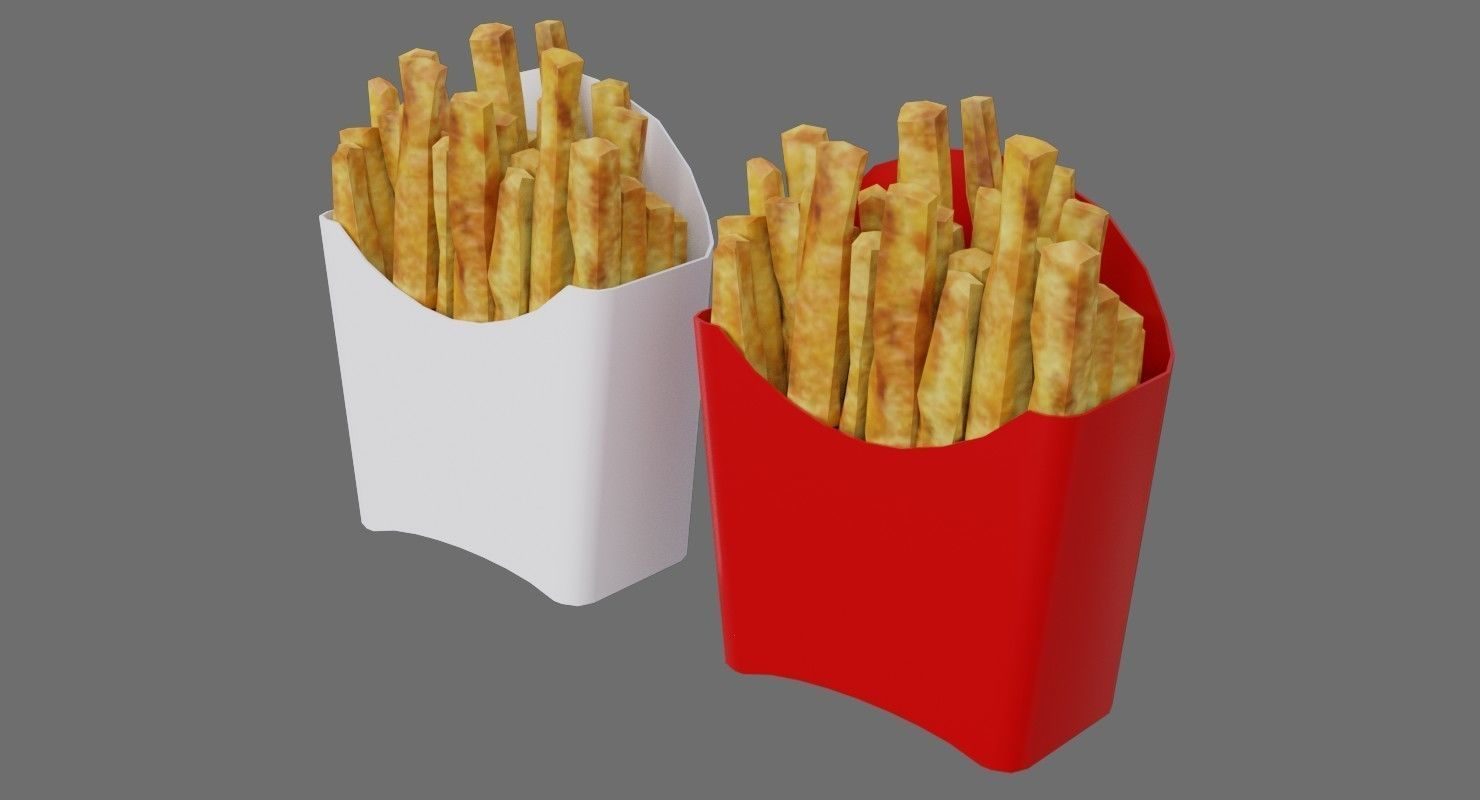 French Fries 1A