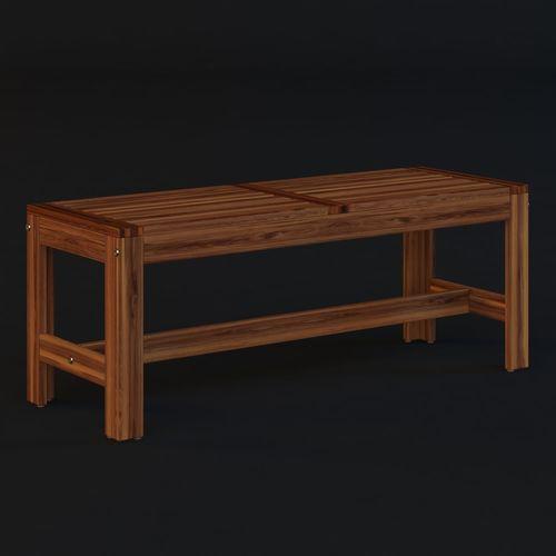 Ikea Laro Bench Model
