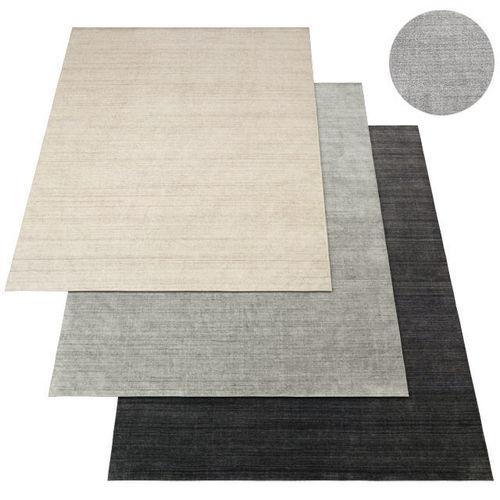 performance nahla rug rh carpet 3d model max obj mtl 1