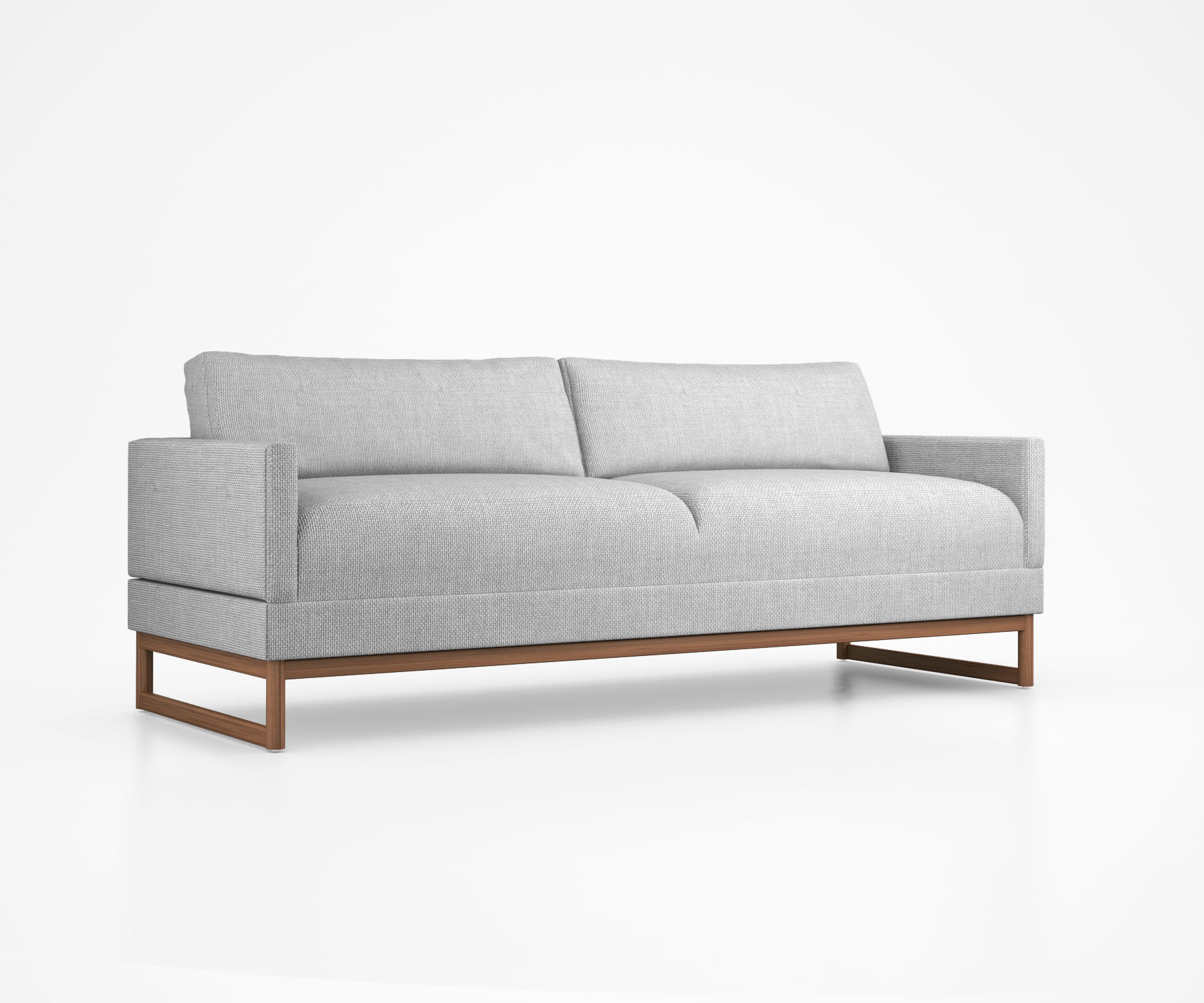 Diplomat Sleeper Sofa by Blu Dot | 3D model