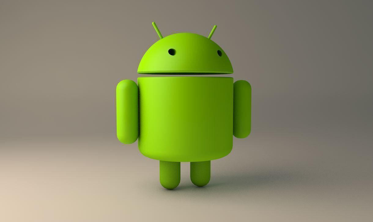 Android logo 3d model obj 3ds c4d for 3d kuchenplaner android
