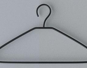3D asset plastic hanger