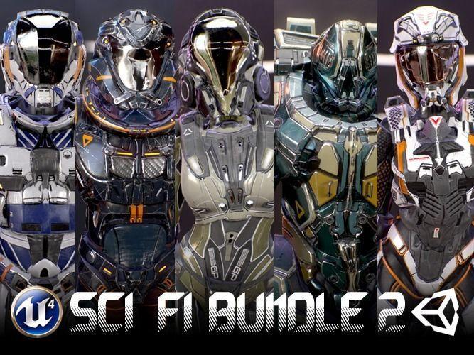 Armors Bundle 2