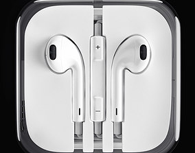 Apple EarPods 3D