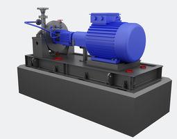 3D Centrifugal Pump